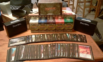 Check out Mtg Database 23