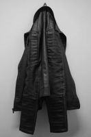 Womens Leather Jacket - 87497 offers